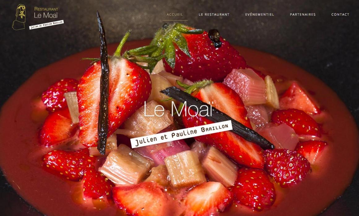 photo restaurant Le Moaï