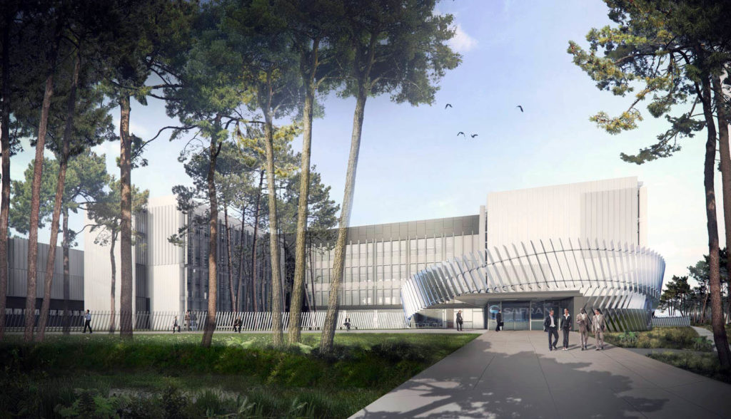 Turbom ca tarnos cap 2020 les yeux carres for Architecture concours