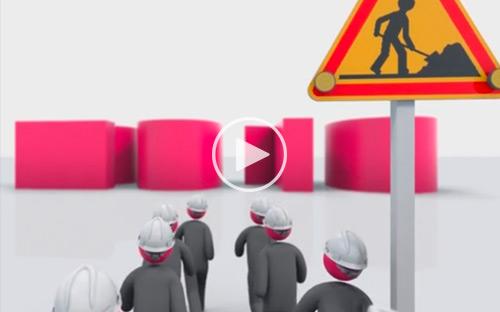 europolia voeux 2017 video les yeux carres