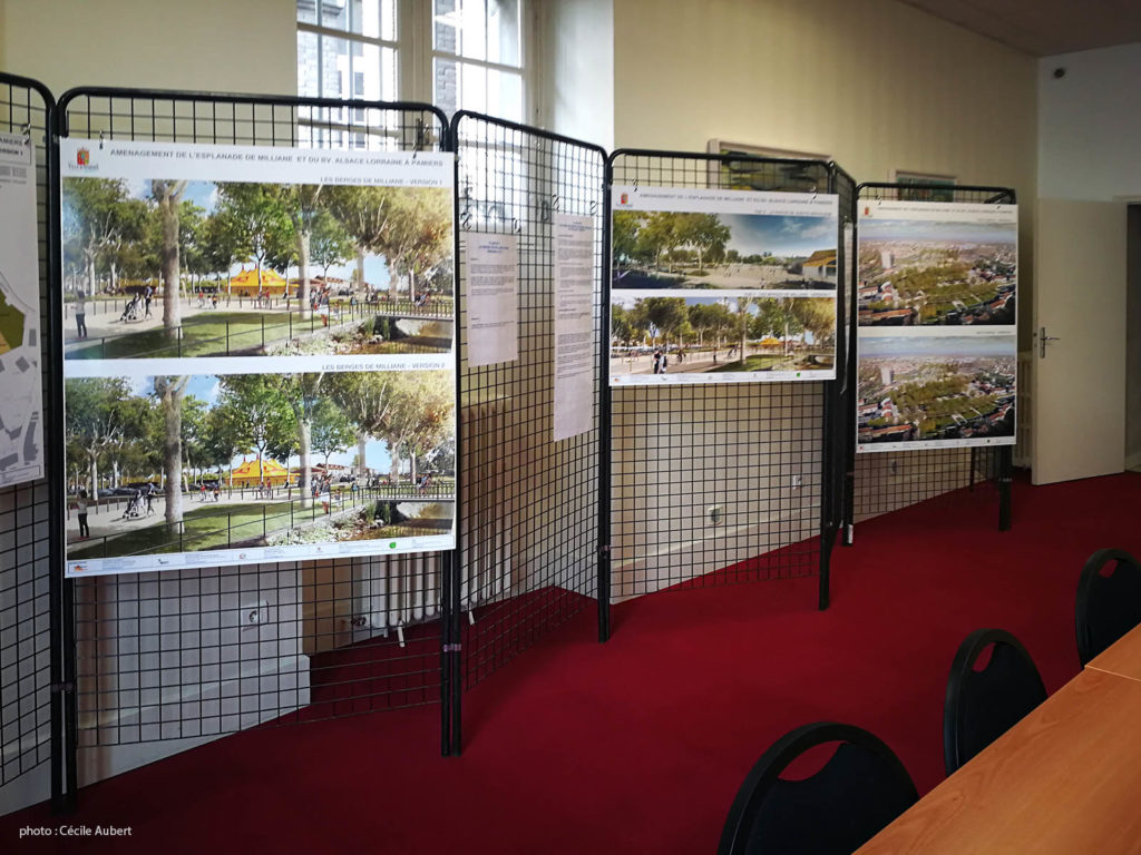 exposition-projet-milliane-pamiers-mairie