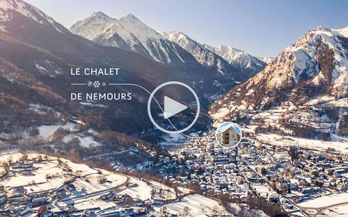 CARLE HABITAT - CHALET DE NEMOURS